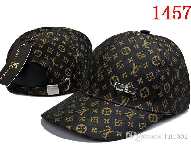 64289c36dcc 2018 New Classic Dad Hat Bone Outdoor Luxury Baseball Cap Fashion ...
