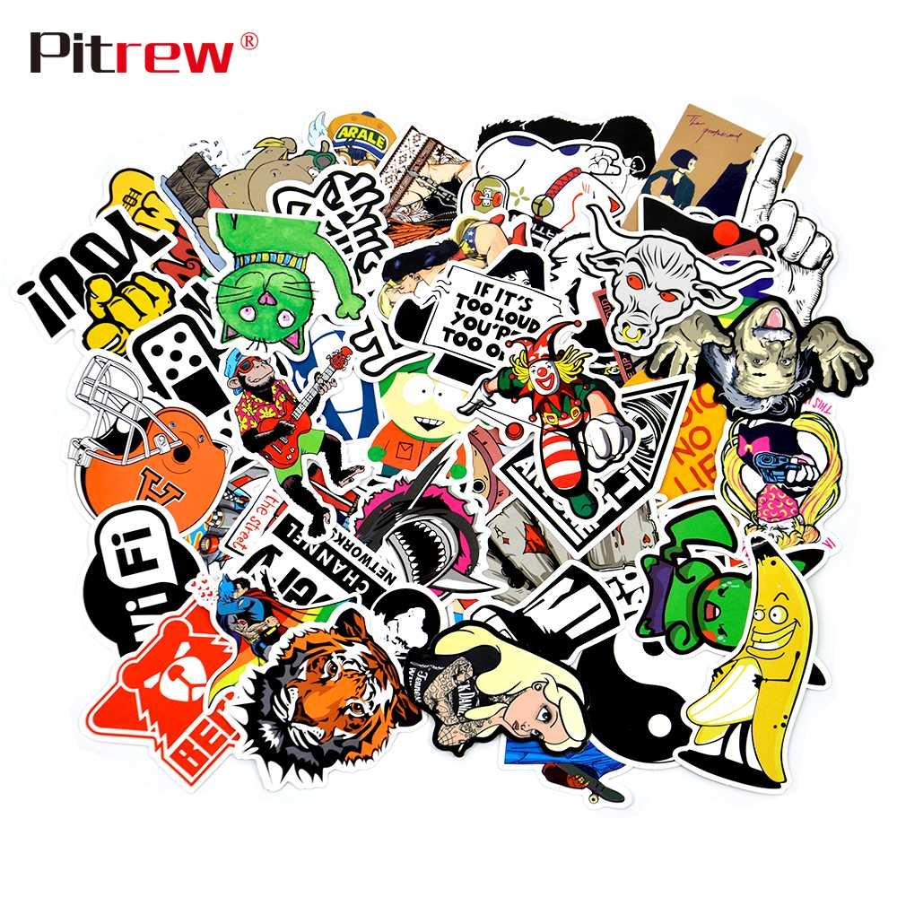 2019 car styling sticker bomb jdm doodle car stickers decals skateboard graffiti motorcycle vinyl sticker for accessories from tonethiny 21 63 dhgate