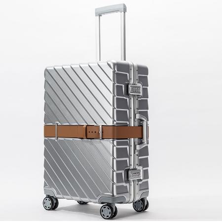 Gepäck & Taschen Gepäck Sets Klug Fashion High Grade Aluminium Rahmen Trolley Gepäck Aluminium Marke Koffer Frauen Reisetasche Mann Roll Gepäck