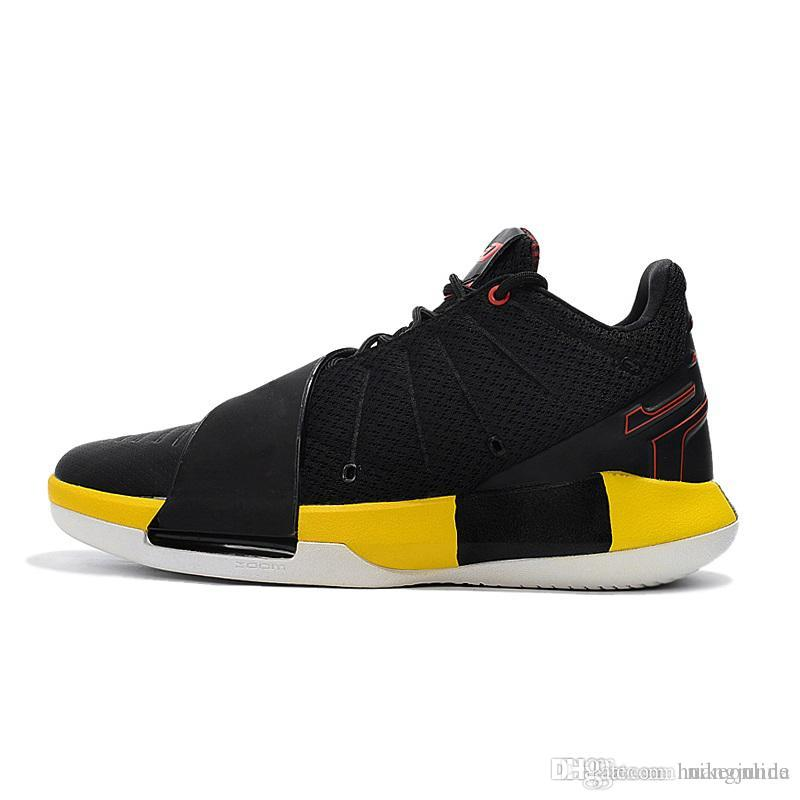 separation shoes 4e6a0 84dcd 2019 Cheap Jumpman Chris Paul CP3 XI 11 Basketball Shoes Playoffs Taxi Black  Yellow Away Rocket Martin Wolf Grey Dallas Sneaker With Original Box From  ...