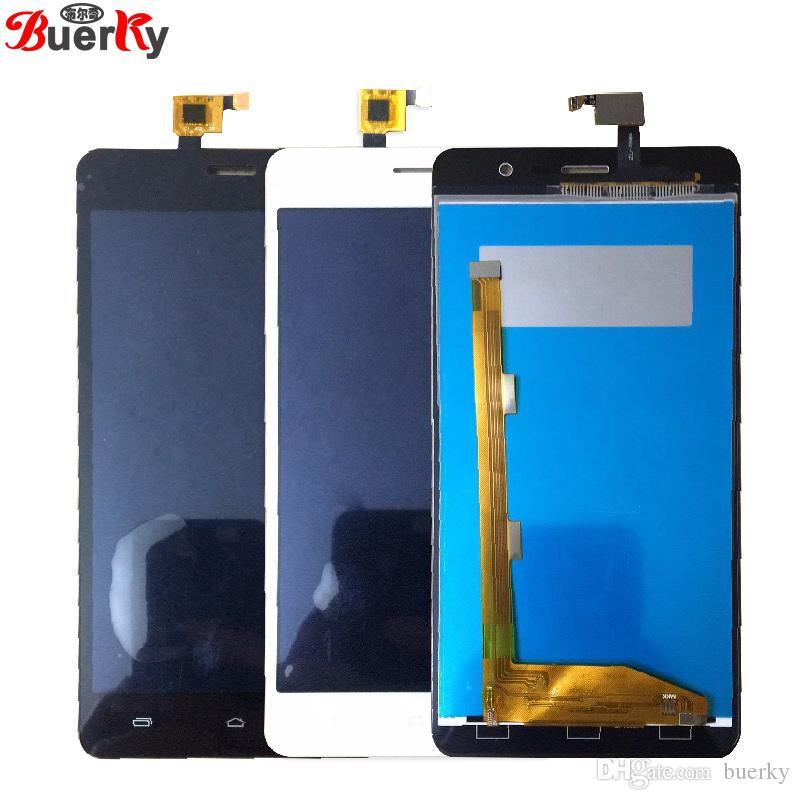 For Infinix hot note X551 Full LCD Display Assembly Complete with touch Digitizer sensor free shipping