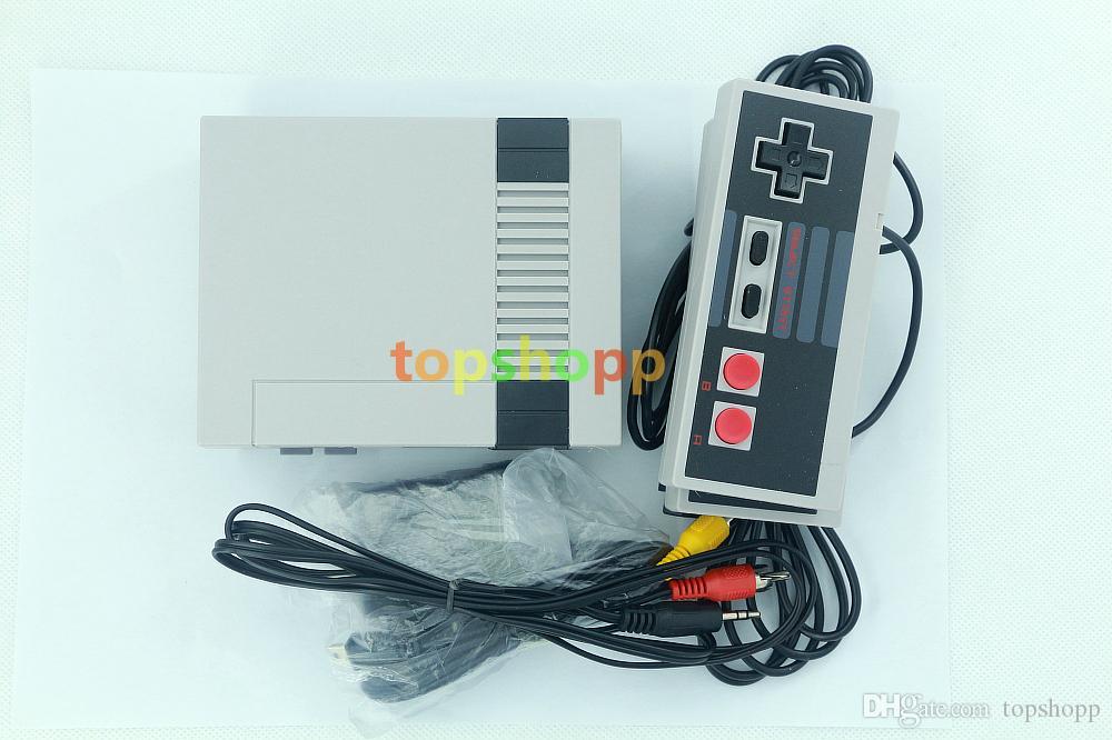 Dispositivo portátil de video para videoconsolas NES con consola de juegos N8 con caja de venta al por menor Paquete de 1 día