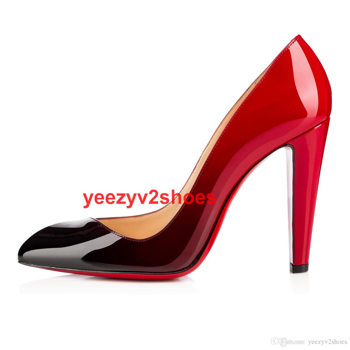 Bas Designers Chaude Classique Acheter Femmes Vente Marque Rouge x8COT7wq