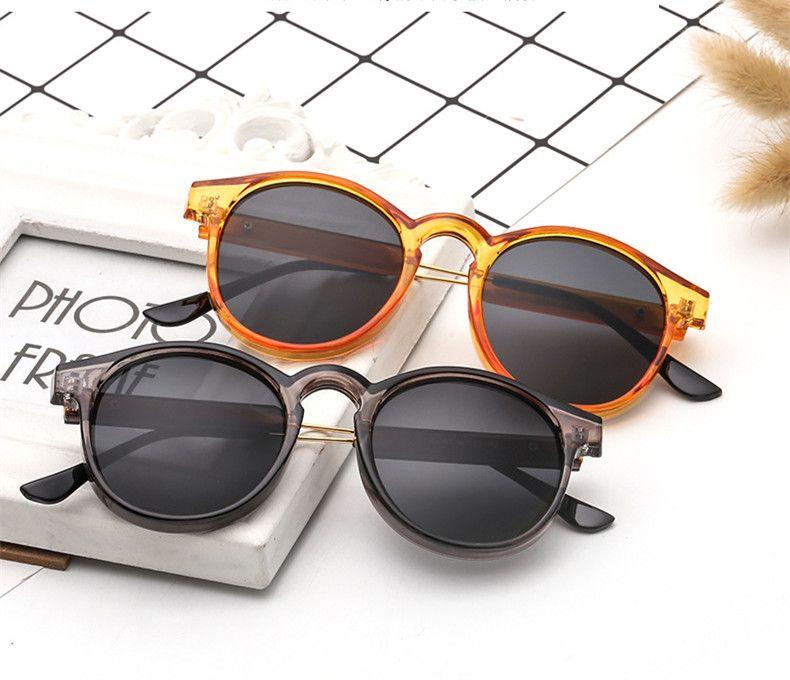9d45420425e Ms. Sunglasses 2018 New Round Metal Pin Silk Lady Retro Sunglasses Anti UV  Grade UV400 Sunglasses Wholesale Online Eyeglasses Discount Sunglasses From  ...