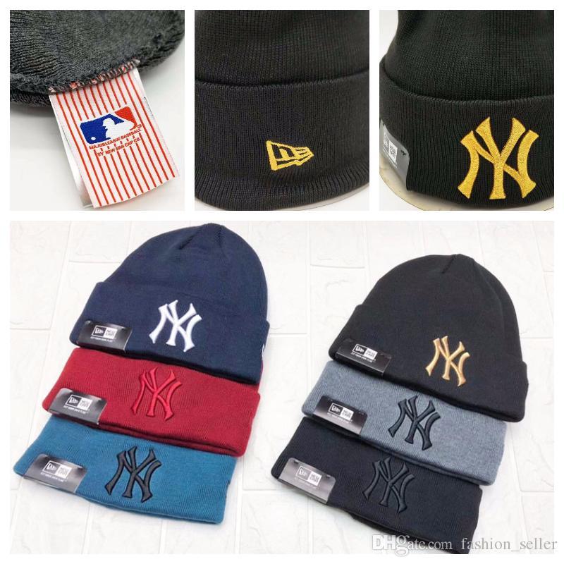IN STOCK!!! NY Hats Boys   Girls Beanies Unisex Autumn Winter Beanie ... 6f59df8c812