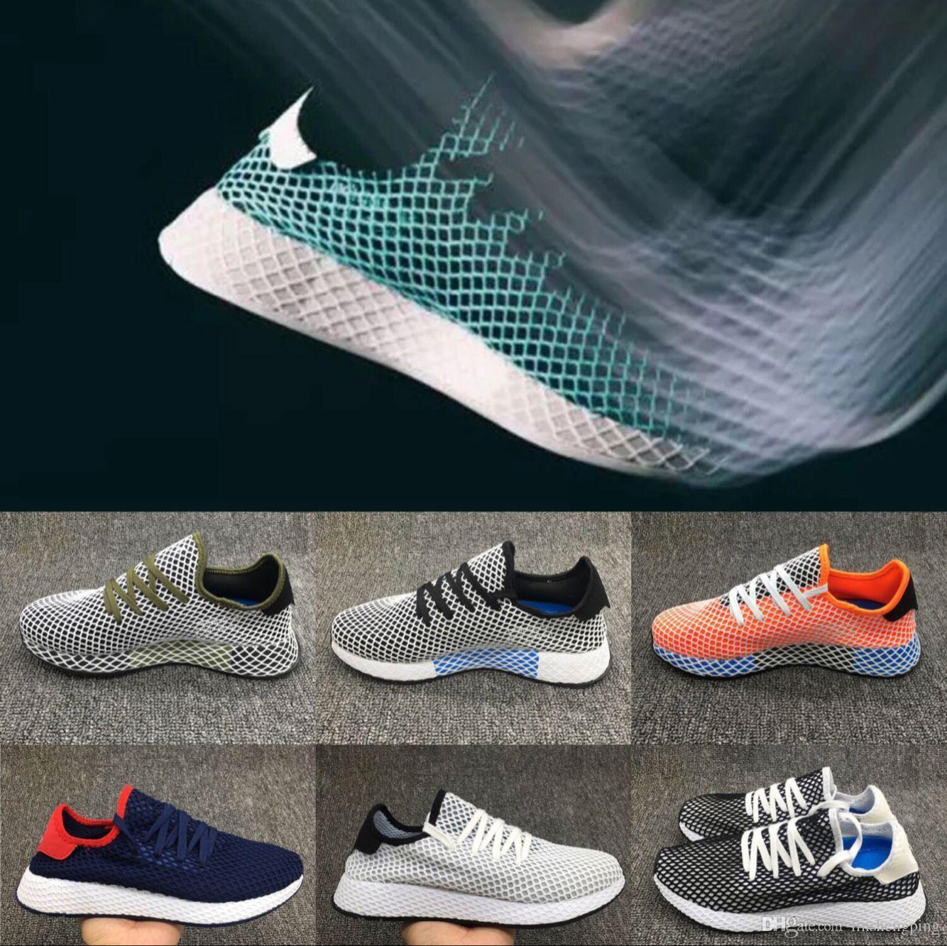 886d8f5c3ac35 2018 SALE New DEERUPT RUNNER Shoes Mans Womens Running Shoes Sneakers  Deerupts Sports Trainers Shoe For Women CQ2624 CQ2625 CQ2626 CQ2910 Trail  Running ...