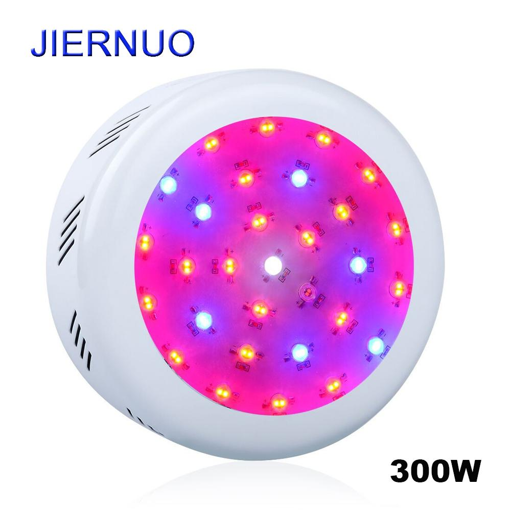 Uv Indoor Double Grow 300w Spectrum Ufo Flower Light Full Chip High Ir Red Blue Lamp With Ae Plants And Led White Yield For c5jqAR3L4