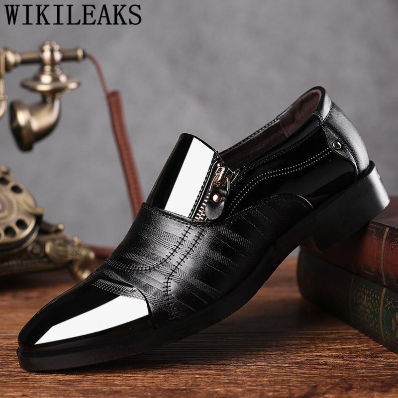 Noires 2018 Oxford Chaussures Pour Hommes De Acheter Chaussures q68ZwtZ