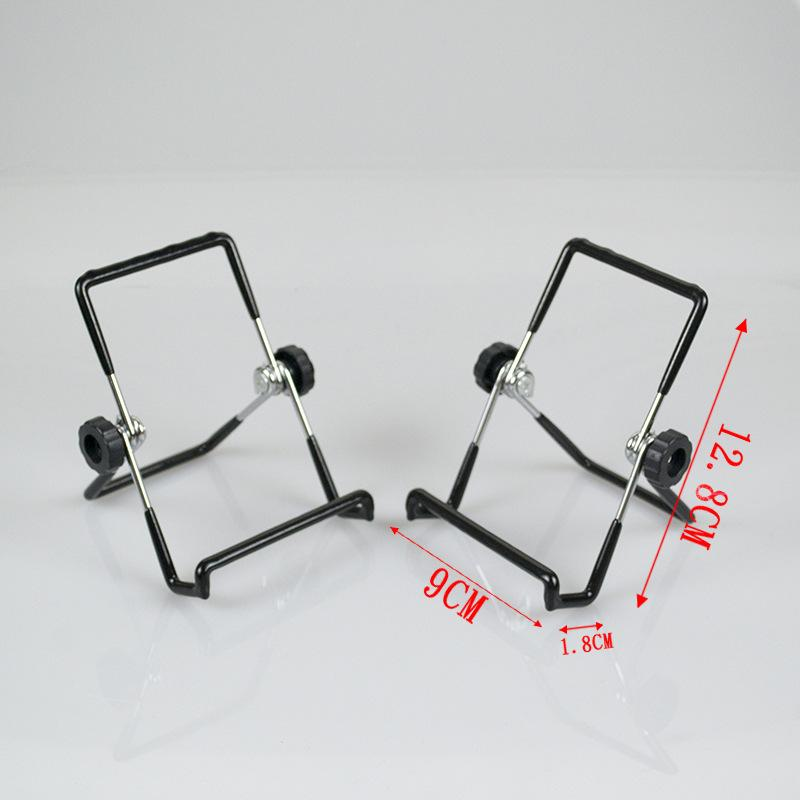 Universal Adjustable Metal Mobile Phone Holder For iPhone 5s 6 6s 7 Plus iPad Samsung Galaxy S6 Desk Stand Bracket Tablet 7 inch