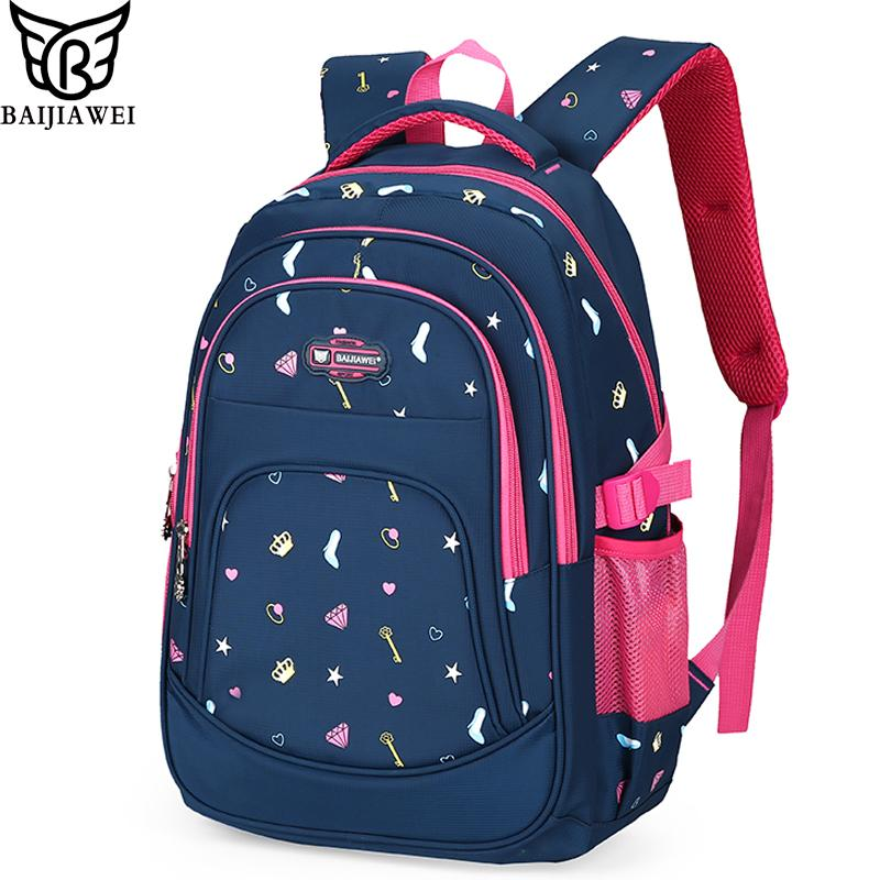 Baijiawei New Arrival Children Backpack Primary School Bag For Boys ... 310fd9f2619ee