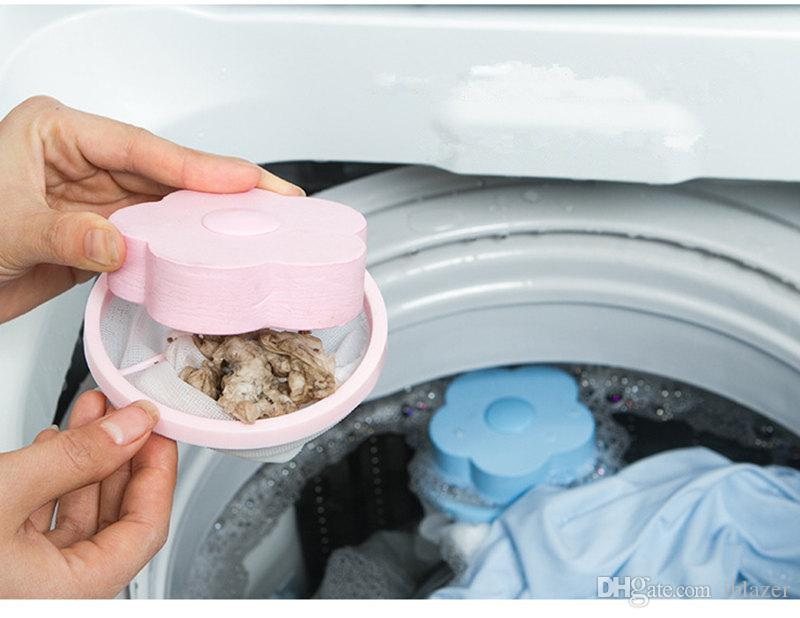 Washing Machine Washing Ball Companion Hair Remover Washing Machine Filter Hair Removal Device Filter