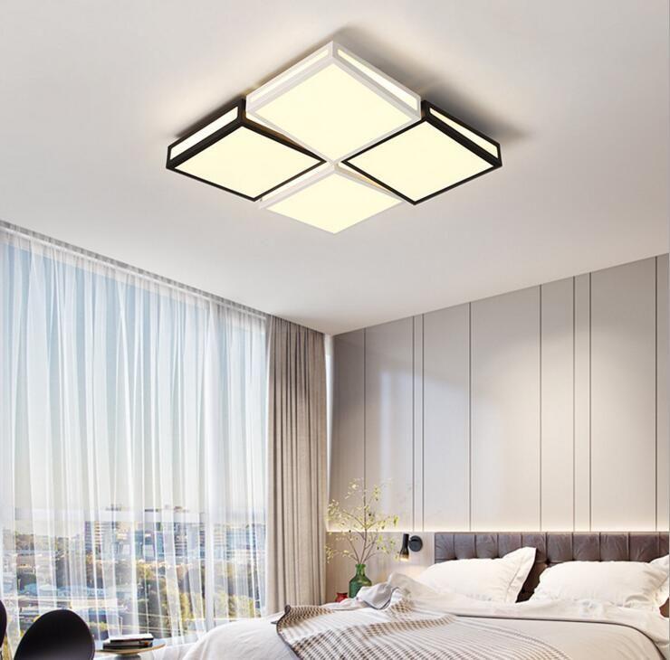 Großhandel Lampen Wohnzimmer Deckenleuchte LED Schlafzimmer Lampe ...