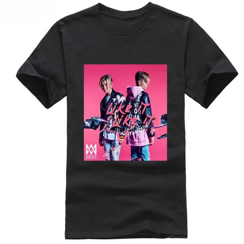 Compre Martinus Noruega E Like Moda Marcus Camiseta Vender Hot 2018 43jLAR5q
