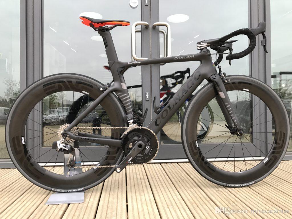 Großhandel Bob Colnago Carbon Fiber Rahmen Rennrad Teile Rennräder ...
