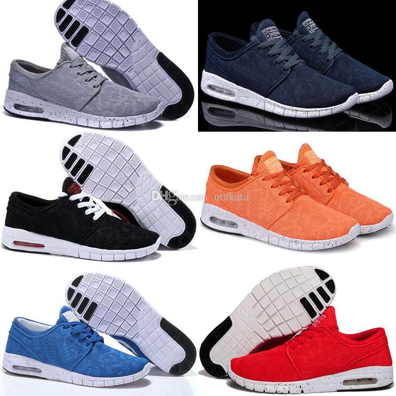 Compre Barato SB Stefan Janoski Zapatos Zapatillas Para Mujeres Hombres f7ae574c839
