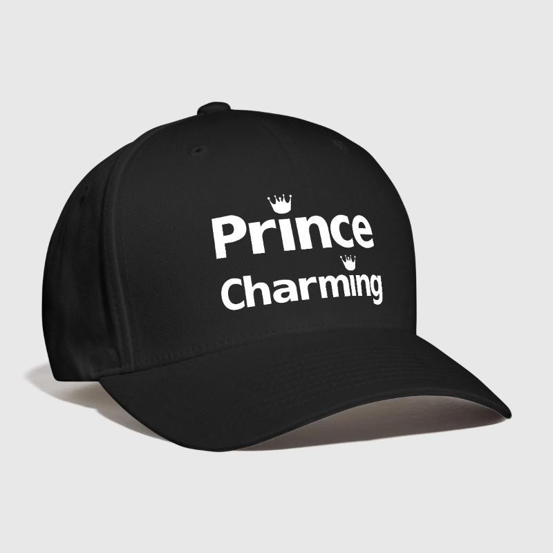 3b483206b41 Prince Charming Letters Embroidered Customized Handmade Crown Fairytale  Flirt Frat Party Springbreak Baby Boy Curved Dad Hat Millinery Richardson  Hats From ...