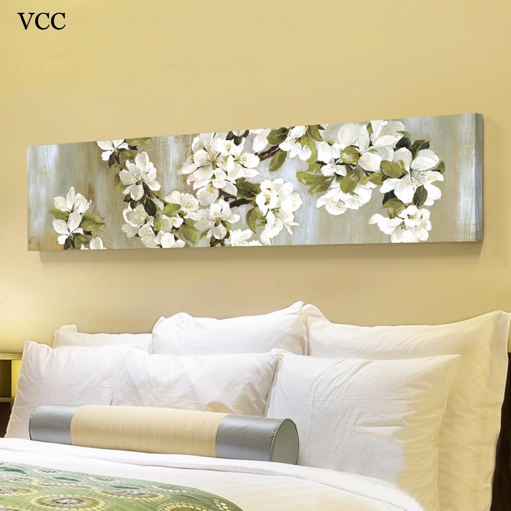 Großhandel VCC Dekorative Bilder, Blumen Bild, Wandkunst Leinwand ...