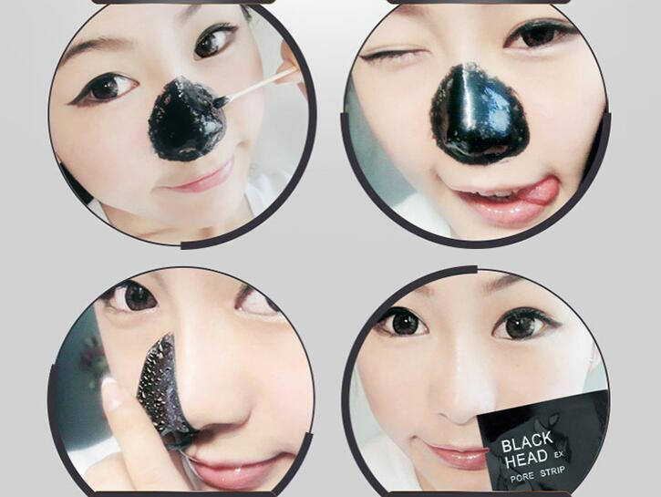 2018 hot sales PILATEN Black Mask Blackhead Remover Deep Cleansing Purifying Peel-off Mask Pore Cleanser Facial Mask
