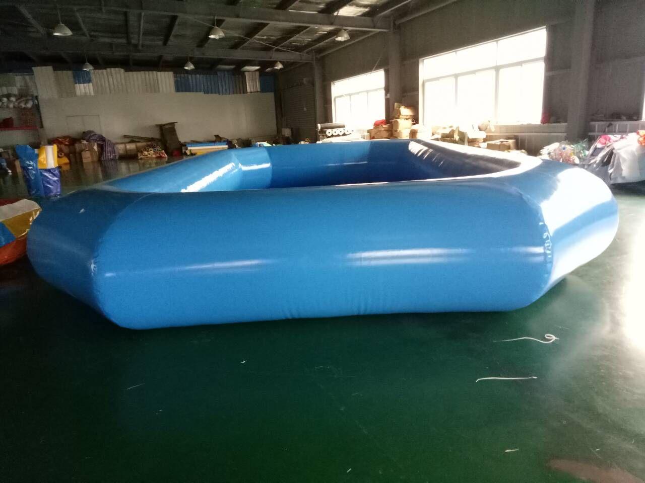 2018 factory price Inflatable PVC tarpaulin pool, swimming pool for sale