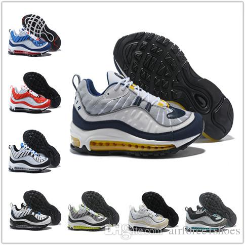 f4eb63296fbe2 VM 98 QC Sneakers Mens Women Designer Shoes Fashion Men Running Sports  Trainers Air Women Luxury Brand Running Spikes Girls Boys Sports Slippers  From ...