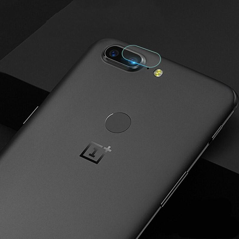new style d52b8 fb1b5 Camera Lens Film For OnePlus 5T 5 3 Back Screen Protector For 1 5T 5 3T 3 6  Full Cover Tempered Glass For Oneplus 3 5