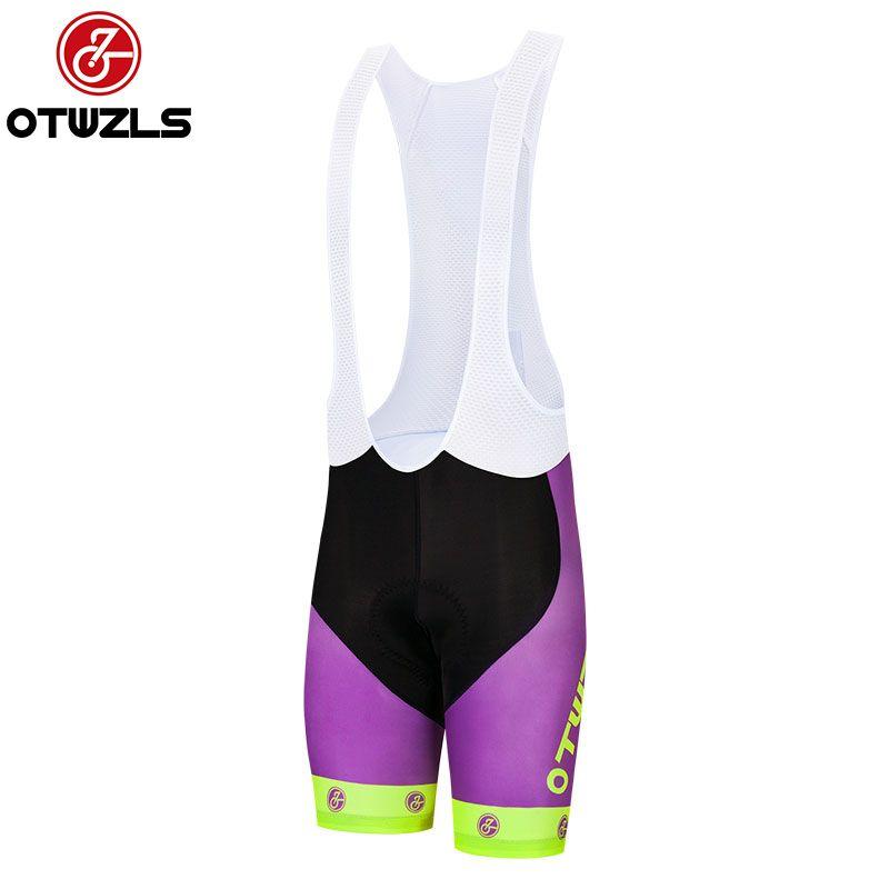 2018 Women Cycling Bib Shorts Summer Coolmax 20D Gel Pad Bike Bib ... bee47753b