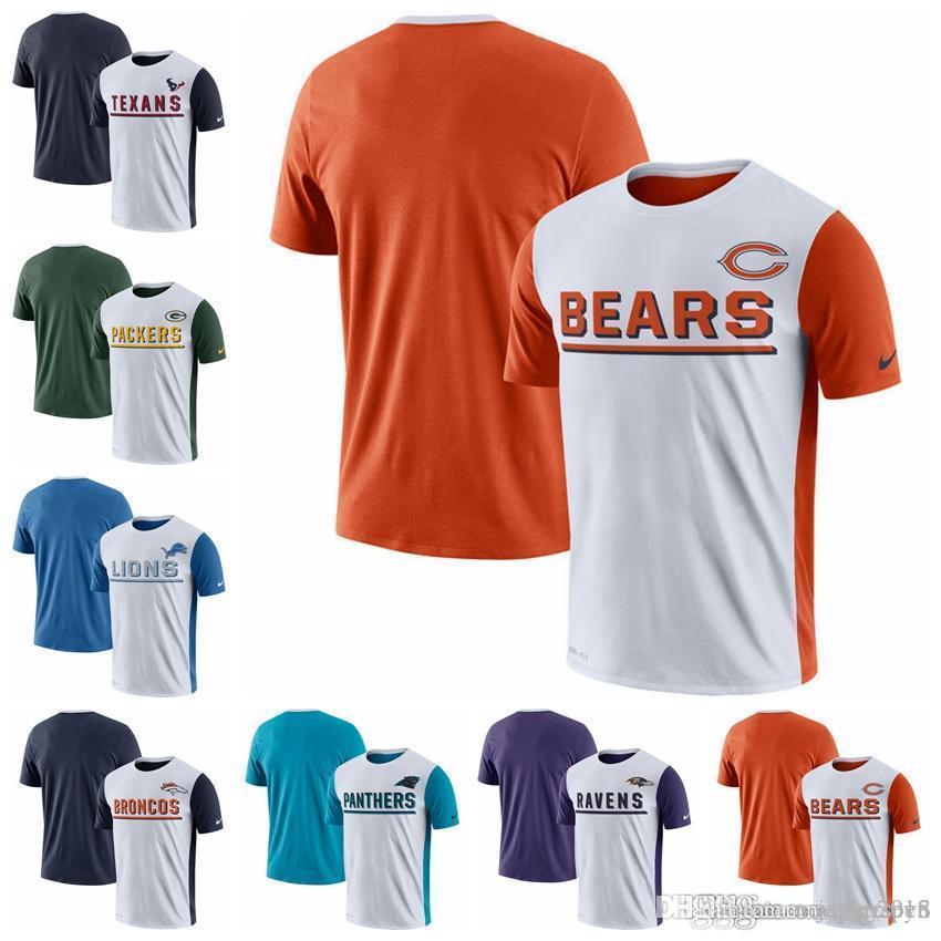 buy online 400fd 007d9 Baltimore Houston Texans Green Bay Packers Detroit Lions Denver Broncos  Chicago Bears Carolina Panthers Champ Drive 2.0 Performance T-Shirt