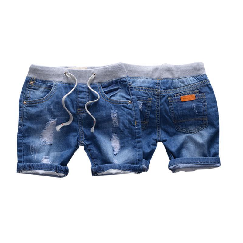 e743d2165ab Baby Boy Girl Hole Jeans Shorts Summer Toddler Kids Clothes Children Short  Pants Vetement Enfant Garcon Fille Ete Spodenki Girls Winter Shorts Boys  Red ...