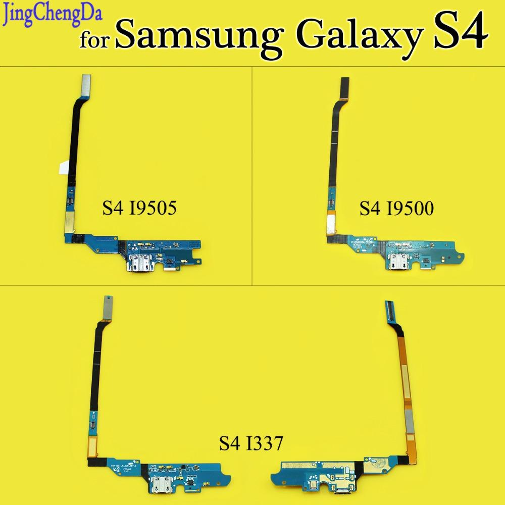Jing Cheng Da New Usb Charger Charging Port Dock Connector Flex Wire Microphone Mic Wiring Diagram Cable For Galaxy S4 I9505 I9500 I337 With Electrical Cables Power From