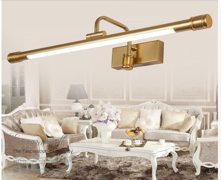Acquista spedizione gratuita moderna ottone lampade da parete a