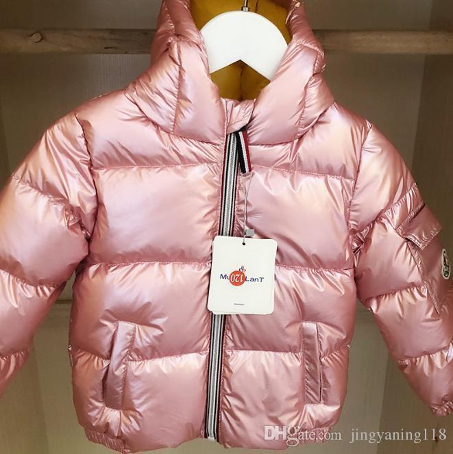 Parkas Leichte Daunenjacke Ultra Große Kinder Warm Mantel Luxus Weiß Neue Unten Jungen Winter Für 80Daunen Mädchen Ankunft Marke If76ygvYb