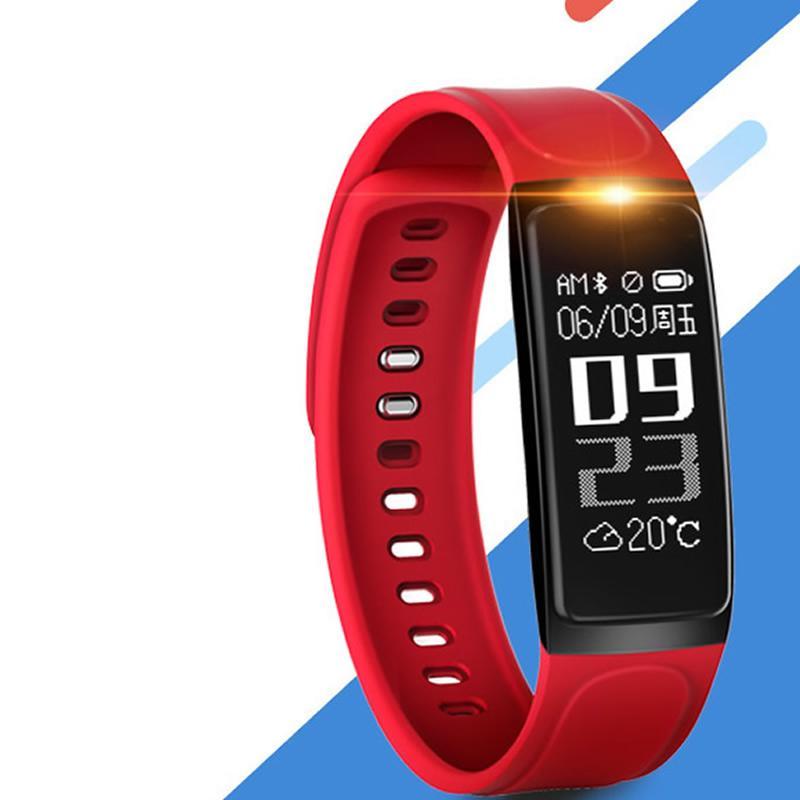 Compre Silicona De Lujo Led Pulsera Deportiva Inteligente Rojo Relojes  Hombres Mujeres Reloj De Pulsera Inteligente Al Aire Libre Regalo De  Cumpleaños ... db3bcd1abb9f