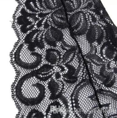 NOVA CHEGADA 2017 Mulheres Lingerie Sexy Espartilho Com G-string 2 Peça Set Vestido Cueca Sleepwear Plus Size M-XXL Tamanho Frete Grátis