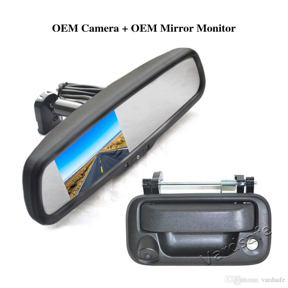 2018 Vardsafe Vs150r Car Backup Camera Replacement Mirror Ford Monitor For F150 2005 2014 From 18995