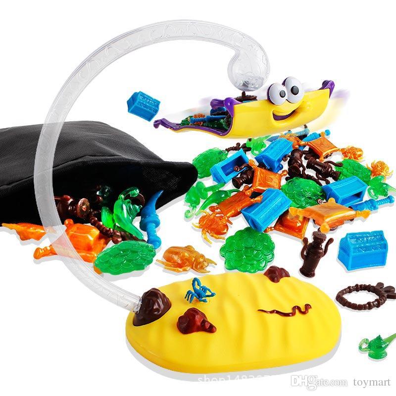 Aladdins Flying Carpet Spiel Suspended Balance Spiele schwimmende Desktop-Spielzeug Eltern-Kind-Freunde Interaktion Spielzeug Neuheit Spielzeug für Kinder
