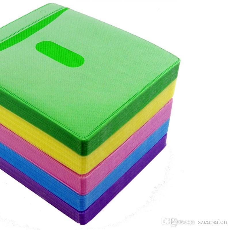 Pp Cd Sleevees Disc CD Bag DVD PPM Case Storage Holder Carry Case Organizer  Bag Box Cover Pp Membrane CD Case Dvd Case CD Box Online With $297.15/Dozen  On ...