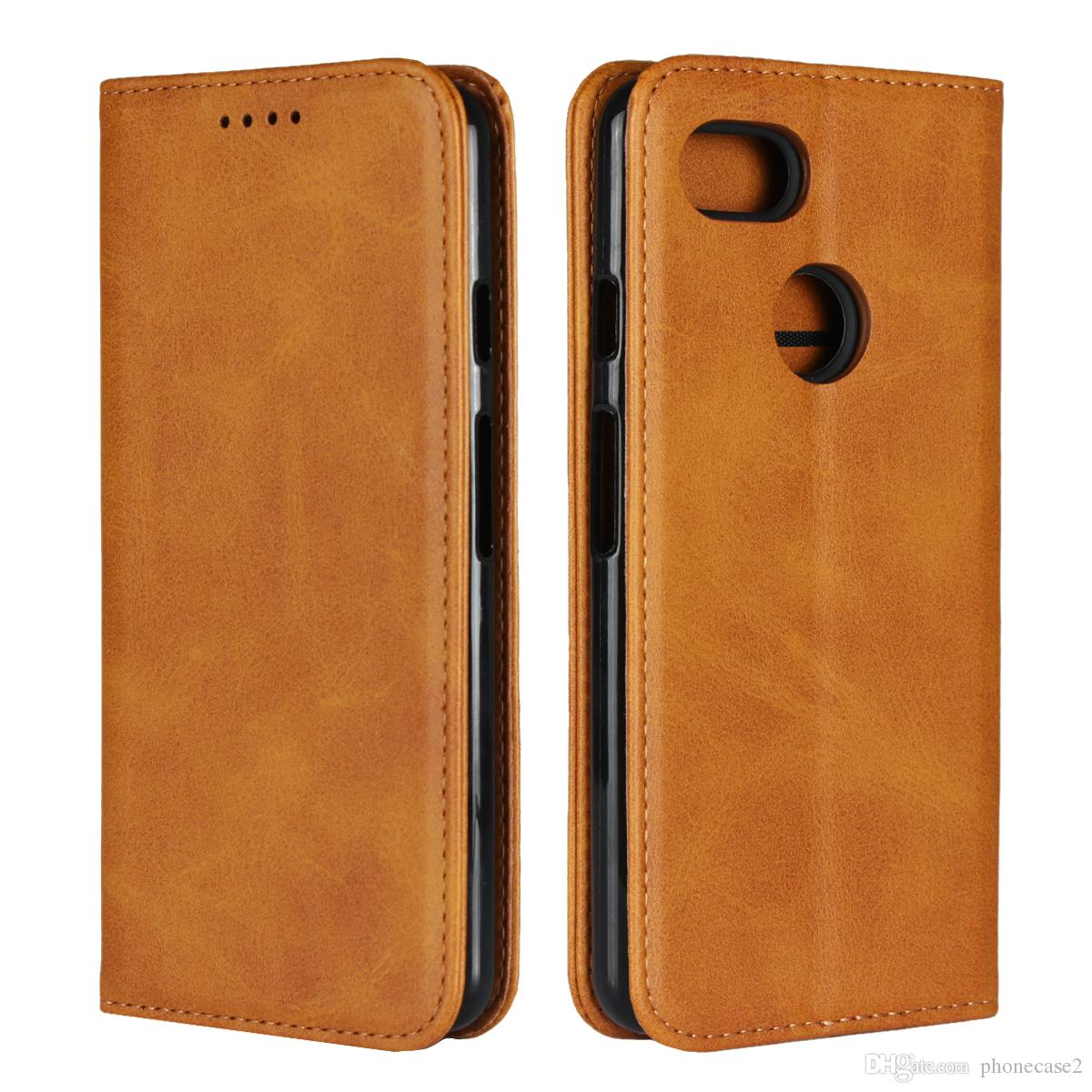 100% authentic b2c74 20de1 DNGN Wallet Case For Google Pixel 3 3 in 1 Magnetic Detachable Leather Case  For Google Pixel 3 Wallet Flip Stand Case