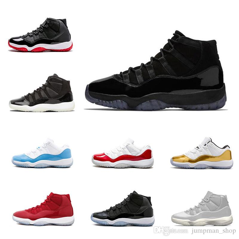 d73f7ecaaec6 Basketball Shoes 11 Prom Night Platinum Tint Win like 82 96 72-10 Concord  Number 45 Bred UNC Trainers Sport Sneakers Mens Shoe 7-13 Basketball Shoes  11 11s ...