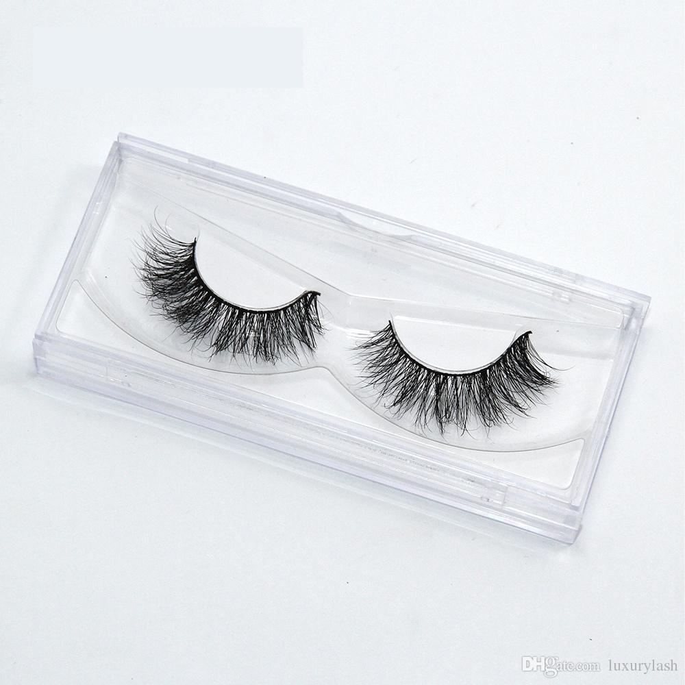 343cb268201 Seashine 100% Mink Hair Eyelash 3D New Mink False Eyelashes Belle Eye Lash  With Gift Box Longer Eyelashes Permanent Eyelash Extensions From  Luxurylash, ...