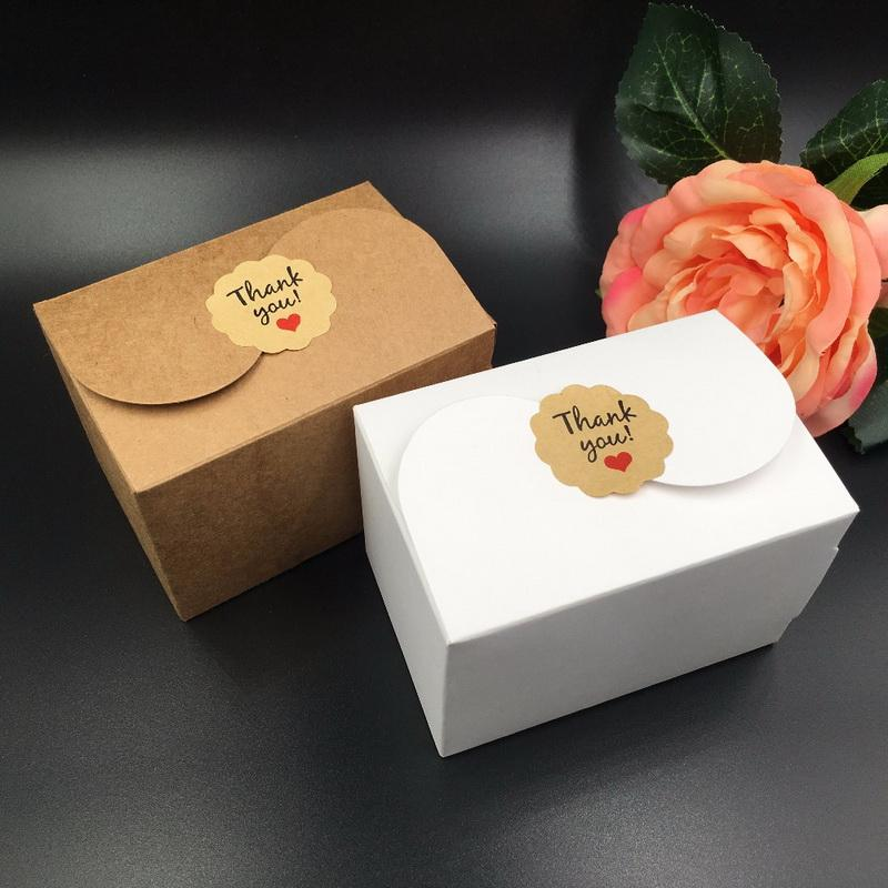 Natural Kraft Paper boxs recyclable bakery packaging boxs, Gift boxs, Cookies boxs. 15.5*10.5*8.5cm
