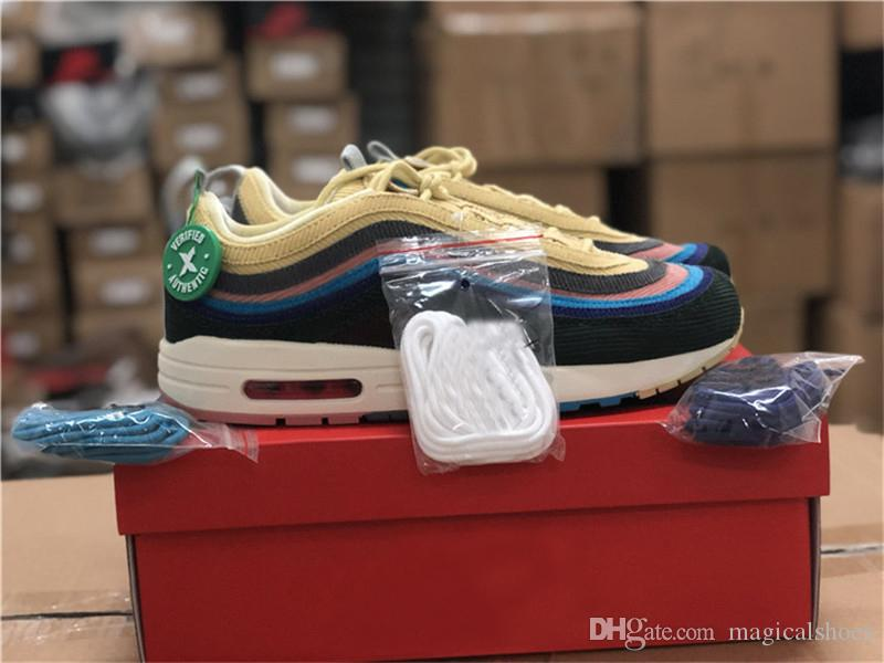 06317c1d2b 2018 Release Sean Wotherspoon X 1/97 VF SW Hybrid Man Running Shoes ...