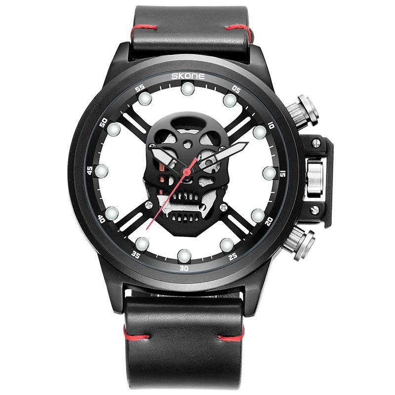 Skone Berühmte Design Luxus Uhren Männer Business Marke Quarzuhr Männlichen Chronograph Wasserdichte Sport Herren Goldene Armbanduhr Uhren