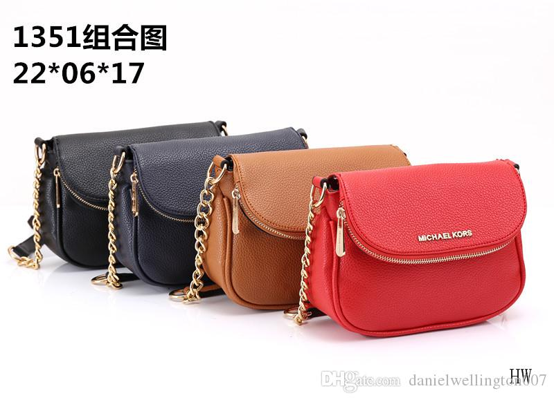 Brand New Women Letter Messenger Bag Shoulder Bag Fashion Chain Bag ... dd9498b16aea2