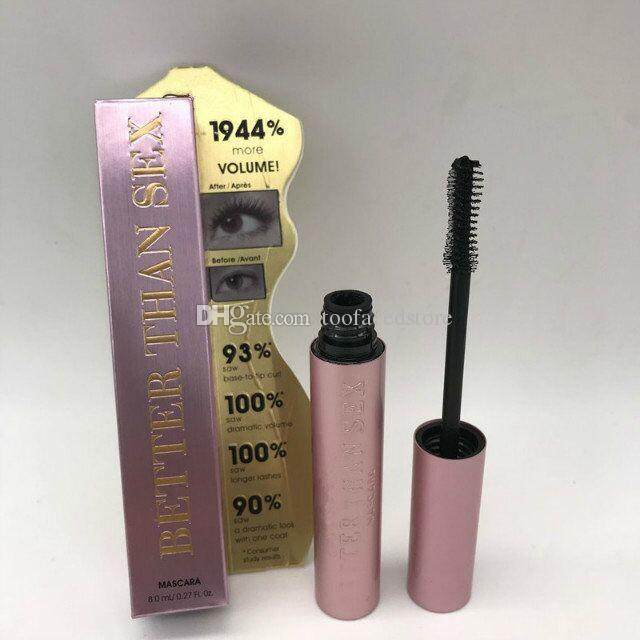 fe0fa64aa18 Handpicked Faced Volume Mascara Better Than Sex Cool Black Mascara Pink  Tube Top Quality Cosmetics Makeup Games From Toofacedstore, $1.91|  DHgate.Com
