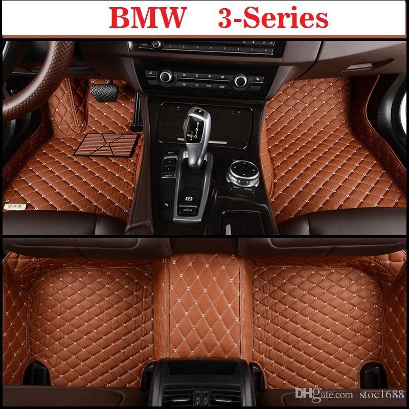 Weather Car Mats >> Scotabc Custom Fit All Weather Floor Mats Bmw 4 Series F32 F33 F36 2013 Present 3d Car Mats Carpets Only 1st Row