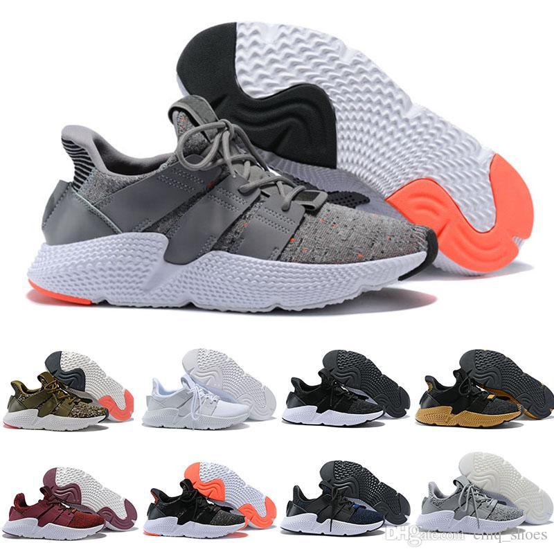 2d24afe2 Compre Adidas Originals Prophere EQT Nuevo Hot EQT Prophere Undftd Barato  Hombres Mujeres Zapatillas Moda Tejer Vamp Multicolor Multicolor Mejor  Deporte ...