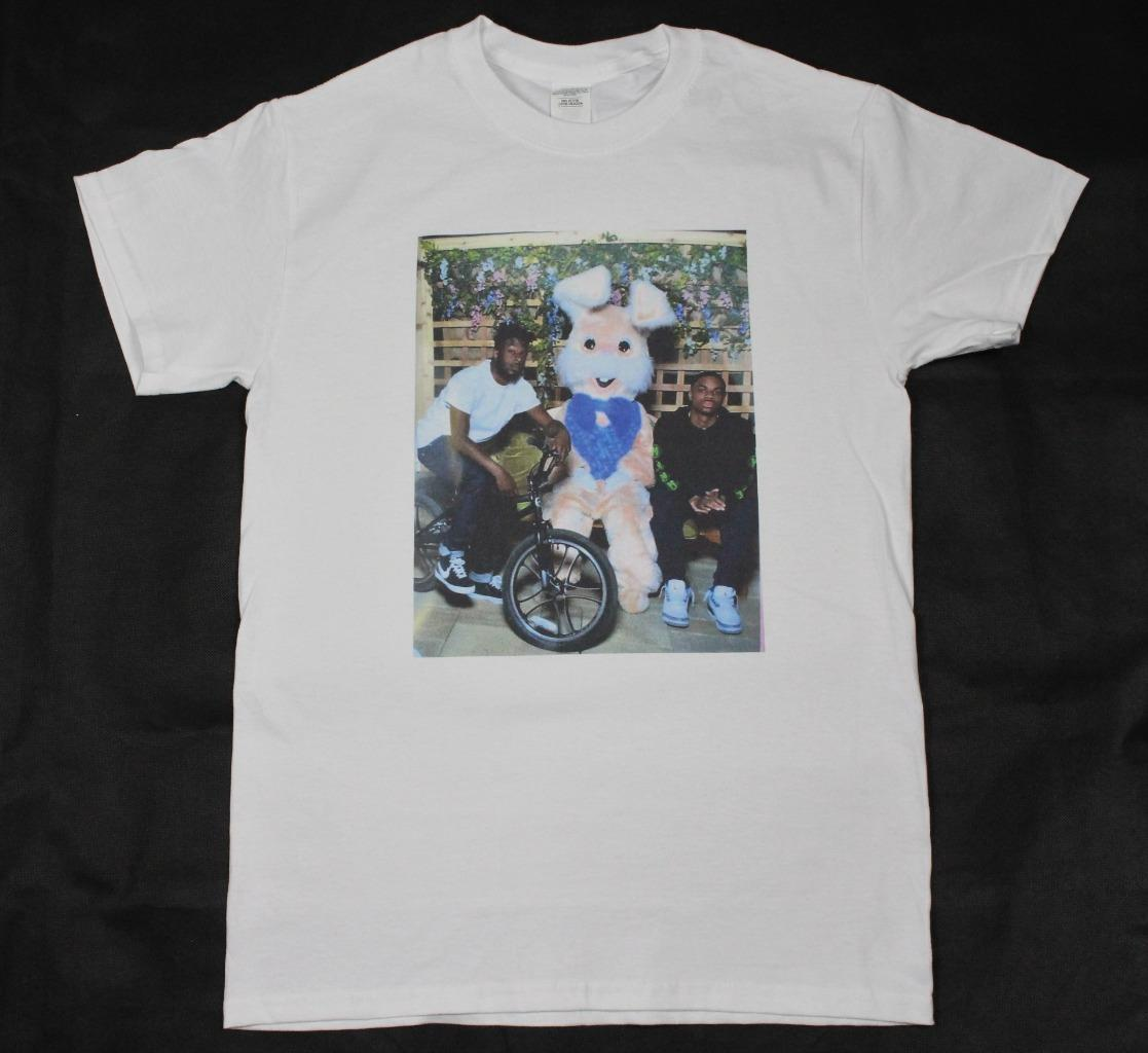 66f23d10 Vince Staples & Isaiah Rashad White T Shirt S 3XL Hip Hop Big Fish Theory  Rap Funny Rude T Shirts Trendy Mens T Shirts From Linnan08, $14.67|  DHgate.Com