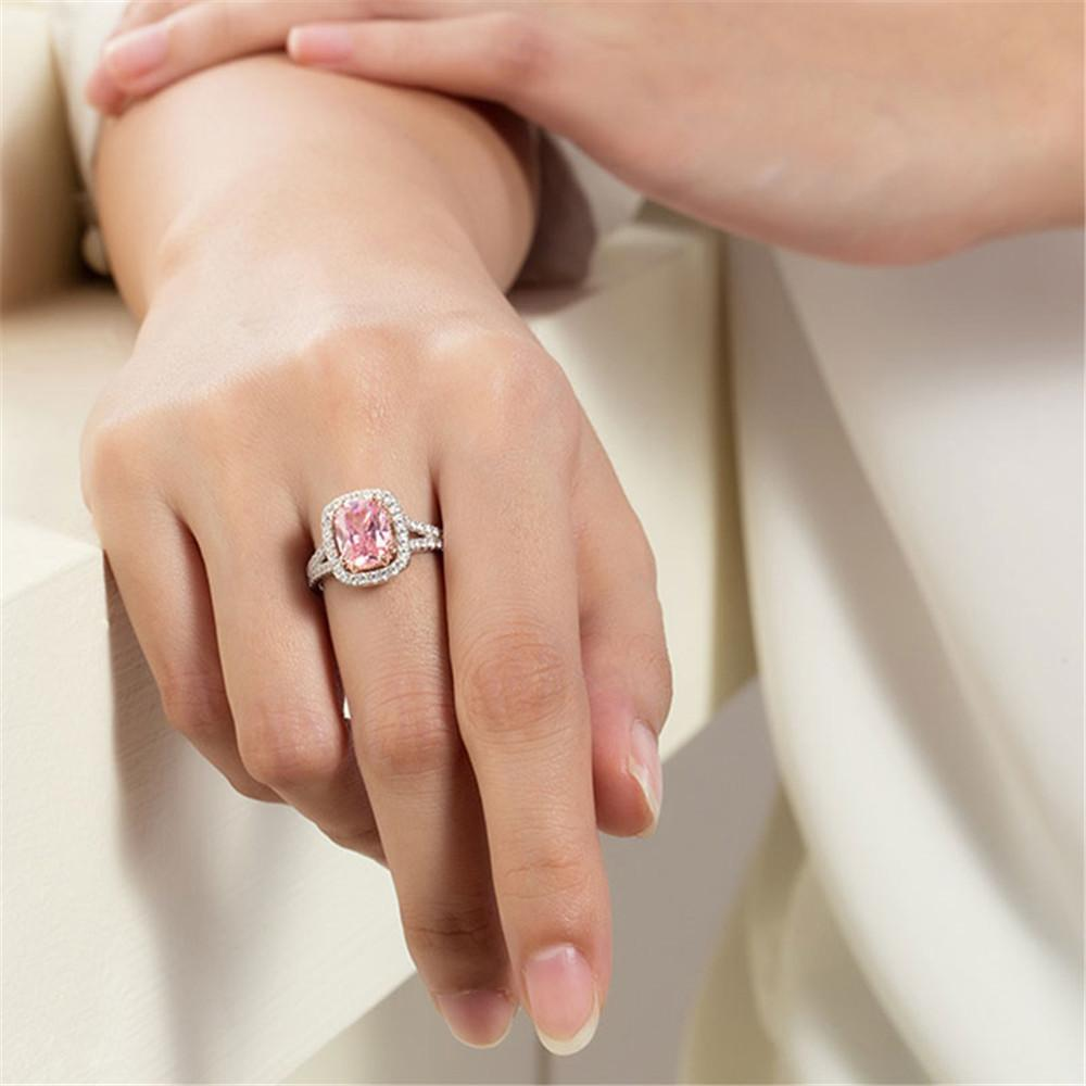 Grosshandel Ringe Fur Frauen Art Deco Verlobungsringe Grosse