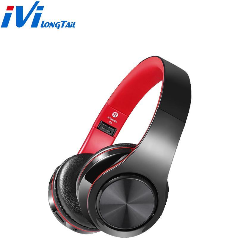 2fbd732f657551 Acquista Cuffie Senza Fili O Cablate Auricolare Stereo Bluetooth HiFi  Pieghevole A Cuffia Bluetooth Con Microfono Xiaomi Huawei A $44.76 Dal  Prudenco ...