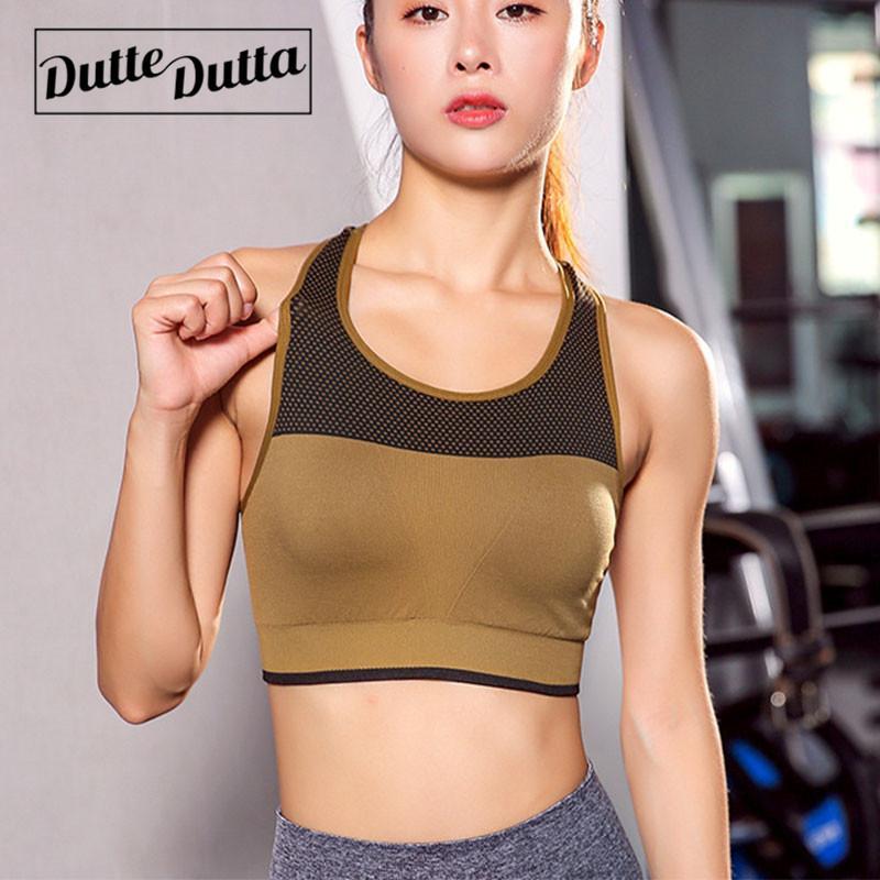 dirt cheap cheapest price new appearance Soutien-gorge de sport haut de forme Fitness Tops Femme Vêtements de sport  respirant Soutien-gorge haut de yoga Push Up Sport Fitness Yoga Top